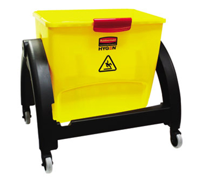 Rubbermaid 1791799 Hygen 16-qt Mop Bucket - Yellow