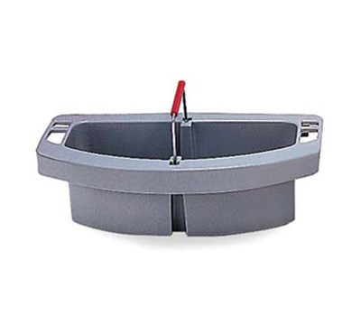 "Rubbermaid FG264900GRAY Maid Caddy - 16x9x5"" Gray"