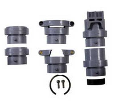 Rubbermaid 401973 Clamp Adaptor Canadian Flush Valve Kit - AutoFlush