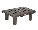 Rubbermaid FG448900BLA Dunnage Rack