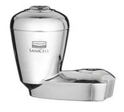 """Rubbermaid 4870476 3/4"""" SaniCell Pipe Cleaning System"""