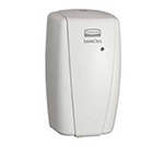 """Rubbermaid 4870489 SaniCell Wall LED Dispenser - 3x5-1/5-x7-3/5"""" White"""