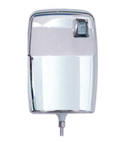 "Rubbermaid FG500590 AutoClean LCD Dispenser Kit - 3/4"" Connector, Chrome"