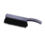 "Rubbermaid FG634100 BLA 12-1/2"" Brush - Black"