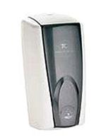 Rubbermaid FG750138 1100-ml AutoFoam Soap Dispenser - White/Black Pearl