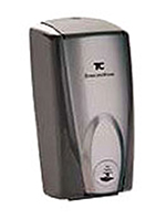 Rubbermaid FG750139 1100-ml AutoFoam Soap Dispenser - Black/Gray Pearl