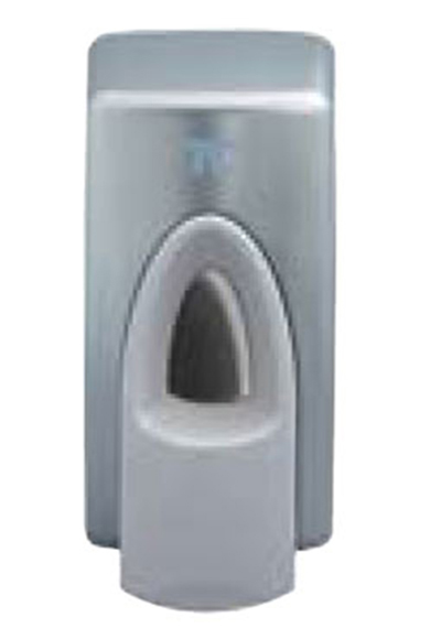 Rubbermaid FG750175 400-ml Spray Skin Care Dispenser - Wall-Mount, Metallic