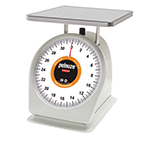 Rubbermaid FG832WQ Pelouze Portion Scale - Dial Type, 32-oz x 1/8-oz, Color Coded Lens, Stainless