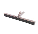 "Rubbermaid FG9C3500 BLA 18"" Replacement Squeegee Blade - Black"