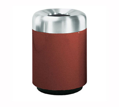 Rubbermaid FG2432TSAPLWH Waste Receptacle 36 Gallon 24 x 32 in Restaurant Supply