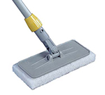 Rubbermaid FGQ31400GY00 Upright Scrubber Pad Holder - Gray