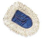 Rubbermaid FGU13000WH00 Cut-End Wedge Dust Mop Head - White