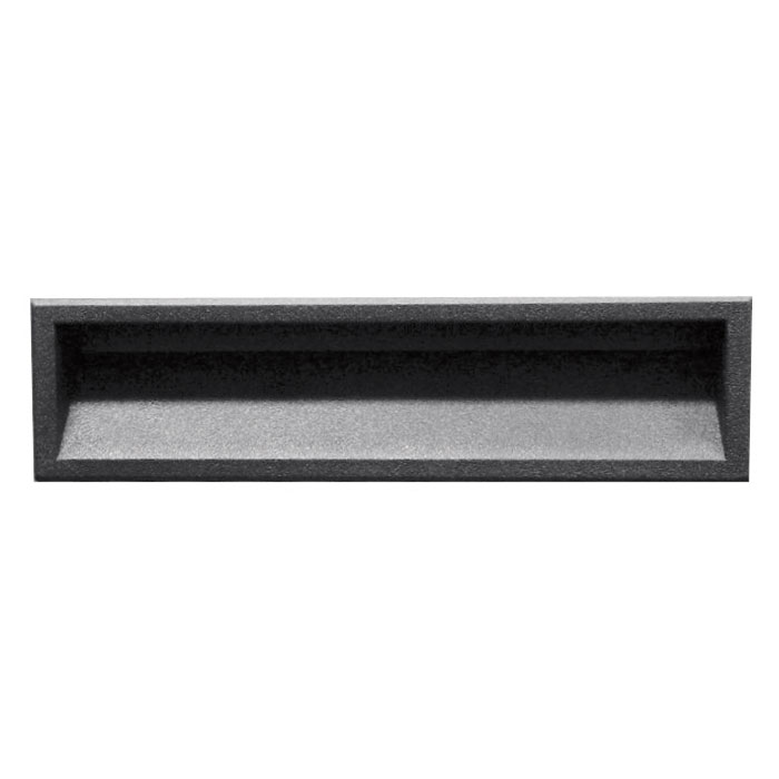 Advance Tabco 7-PS-38 Plastic Replacement Handle for Pedestal Base