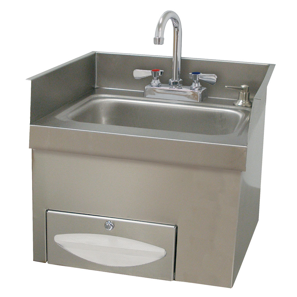 Commercial Hand Sink : Restaurant Equipment Commercial Sink Hand Sink Recessed Hand Sink ...