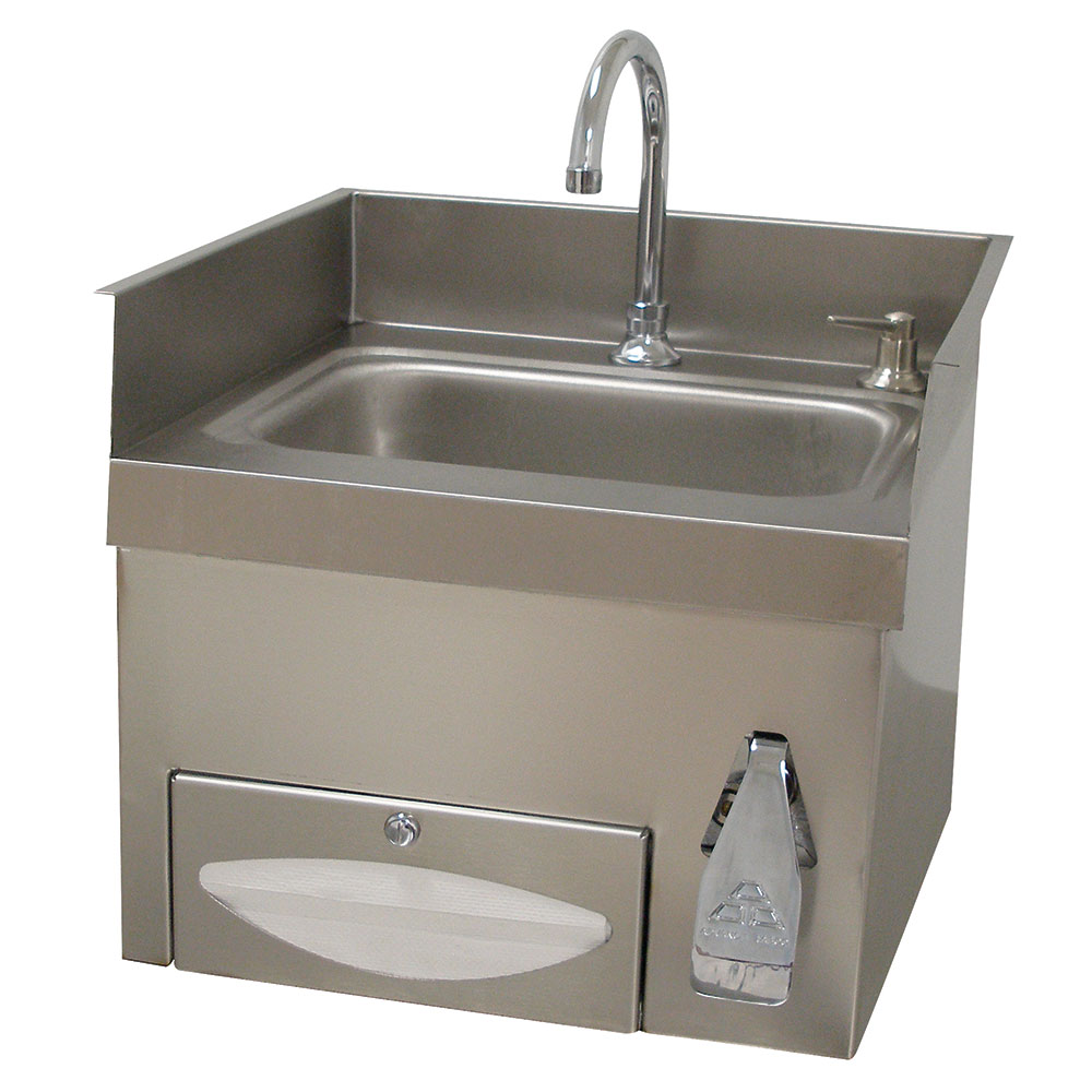 advance tabco 7 ps 43 wall mount commercial hand sink w 14 advance tabco 7 ps 43 wall mount commercial hand sink w 14