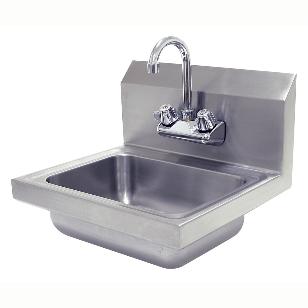 Advance Tabco 7 Ps Ec Wall Mount Commercial Hand Sink W