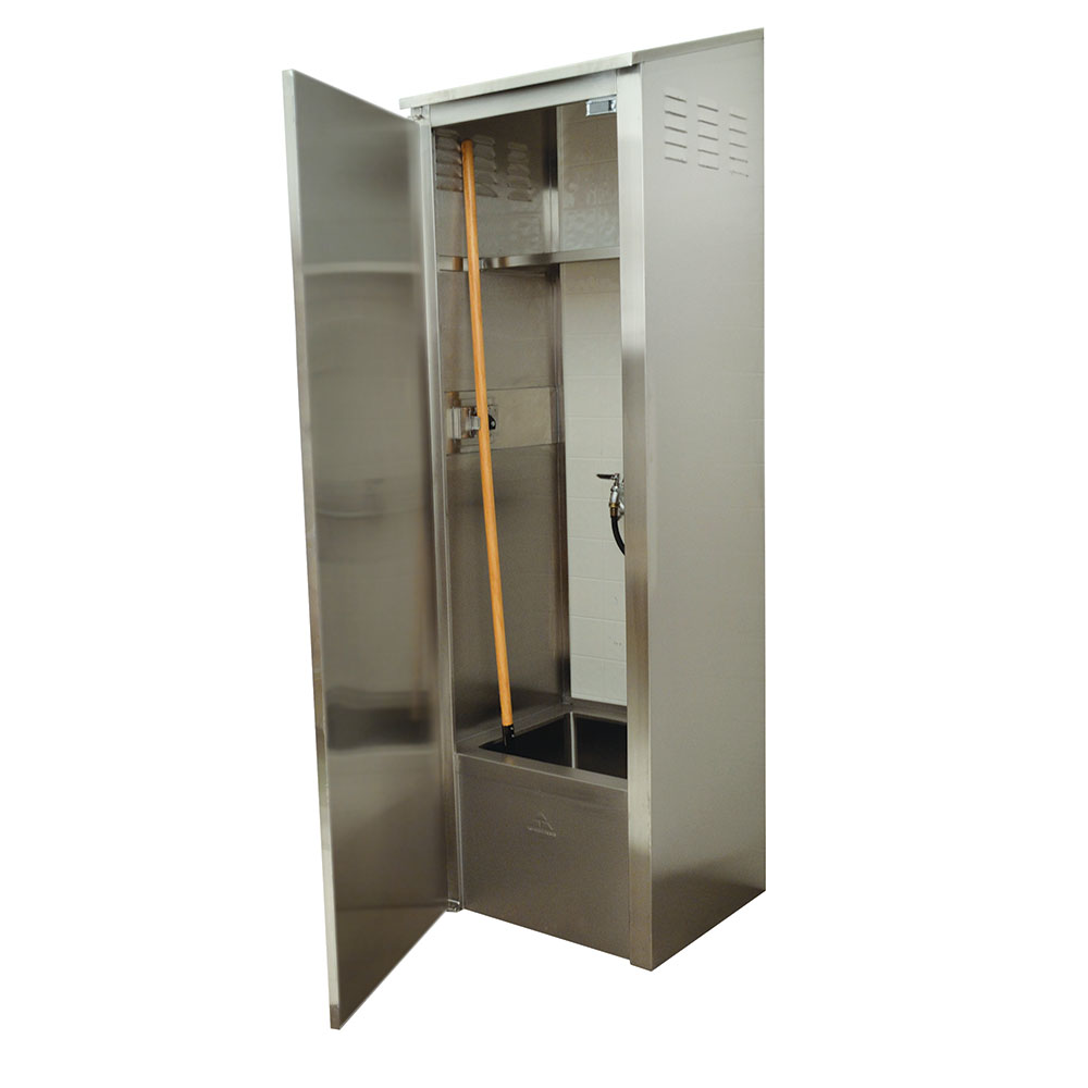 Mop Sink Cabinet : ... Equipment Commercial Sink Mop Sink Cabinet Mop Sink w/ 12