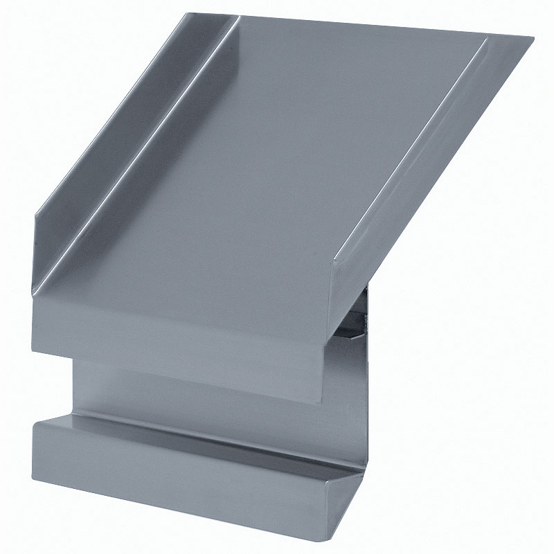 Advance Tabco 9-SS-1 Removable Chute For Mobile & Silver Soak Sinks