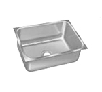 "Advance Tabco 1014A-10A Undermount Sink - 10x14x10"" Bowl, 18-ga 304-Stainless"