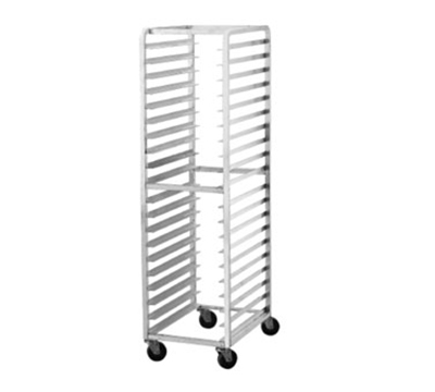 Advance Tabco DR20-3 Donut Screen Rack - 20-Screen Capacity, Full Height