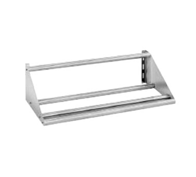 "Advance Tabco DT-6R-21 22"" Sorting Shelf - KD Tubular Design, 1-Rack Capacity"