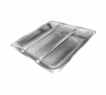 "Advance Tabco DTA-62 Pre Rinse Basket - Welded Slide Bar for 20x20"" Pre Rinse Sink Bowls"