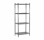Advance Tabco EG-1842 Epoxy Coated Wire Shelf - 18x42""