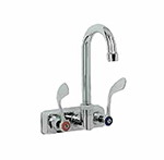 Advance Tabco K316 Faucet, Splash-Mount, with Wrist Handle