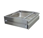 "Advance Tabco SHD-2015 Heavy Duty Drawer - Self Closing, 20x15x5"", Stainless"