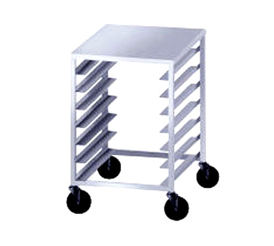 Advance Tabco PDB7 Pizza Dough Rack - (7) Box Capacity, Aluminum