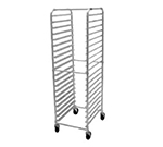 "Advance Tabco PR18-3WS Mobile Pan Rack - Holds (18) 18x26"" Pans, Full Height, Side Load"