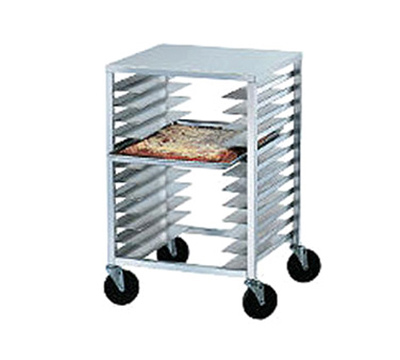 Advance Tabco PZ12 Pizza Pan Rack for 12-Round or Square Pans