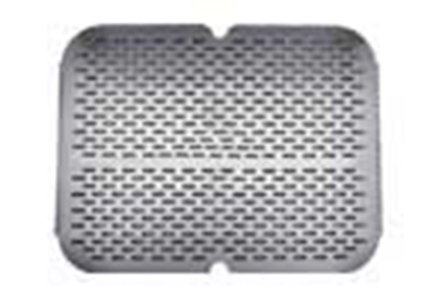 "Advance Tabco SSG-2424-RE Stainless Sink Grid for 24x24"" CORE or UNIQUE Group Bowl"
