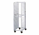 "Advance Tabco STR20-3W Mobile Steam Table pan Rack - Full Height, 12x20"" Pans"