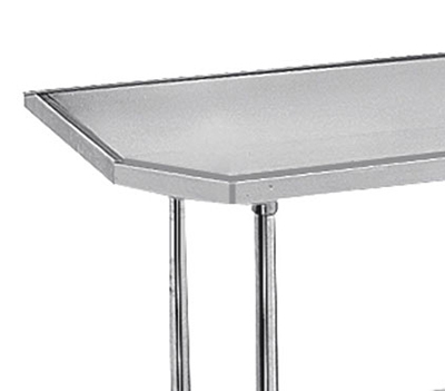 Advance Tabco TA-75 Miter Front Corner of Table (per corner)