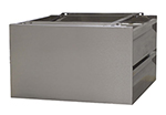 Advance Tabco TA-SHD-2 Double Tier Side Closure Panel for 20x20 SHD Drawer