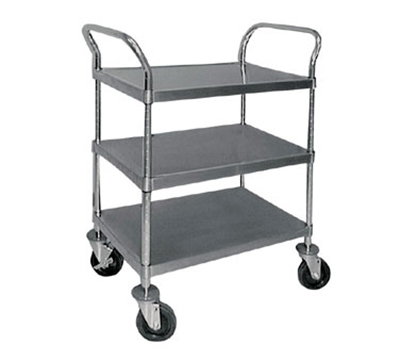"Advance Tabco UC-3-2433 Utility Cart - (3) Shelf, 24x33"", Stainless"