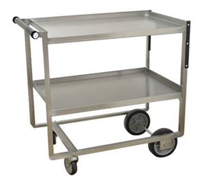 "Advance Tabco UCS-1 Utility Cart - (2) 21x33"" Shelves, 700-lb Load Capacity"
