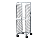 Advance Tabco WR-36 Wire Pan Rack - Full Height, (36) Pan Capacity, Front Load, Aluminum