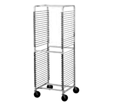 Advance Tabco WR-36S Wire Pan Rack - Full Height, (36) Pan Capacity, Side Load, Aluminum