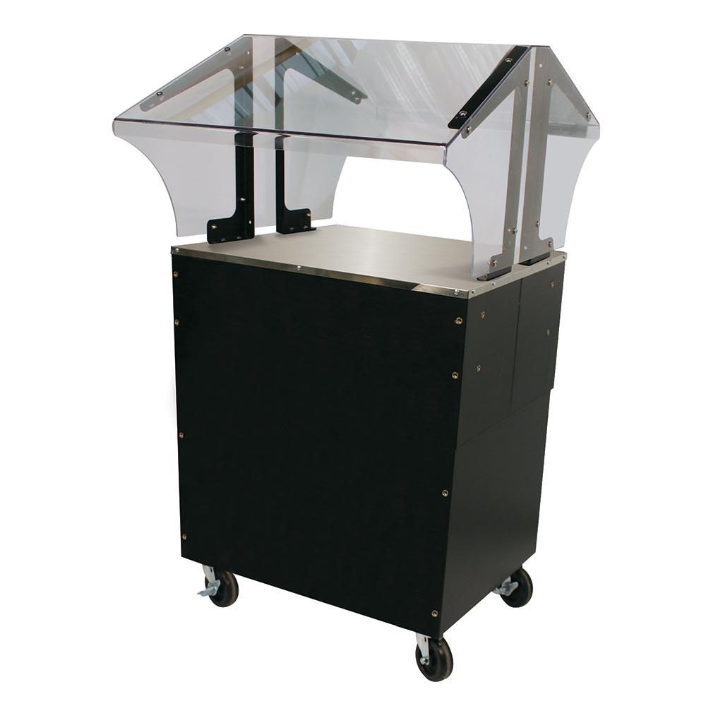 Advance Tabco B2-STU-B-SB Portable Buffet Table w/ Solid Top & Base, 2-Pan Size