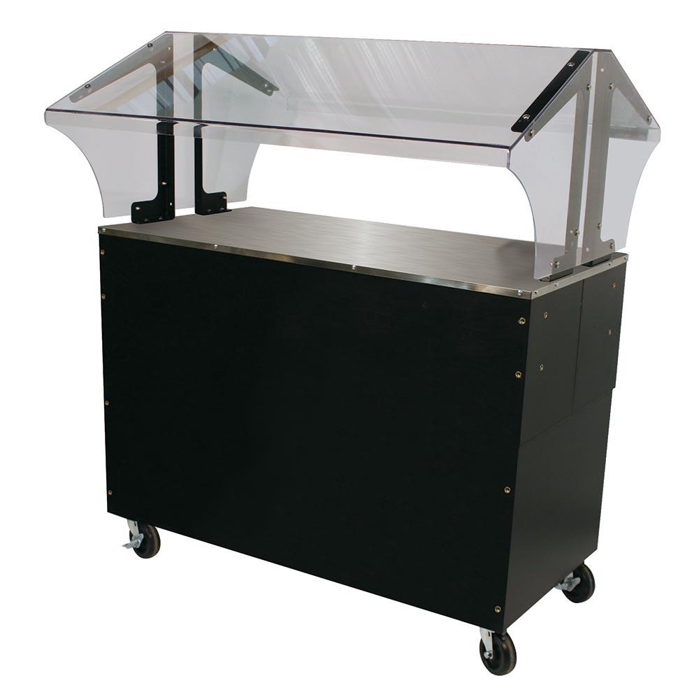 Advance Tabco B3-STU-B-SB Portable Buffet Table w/ Solid Top & Base, 3-Pan Size