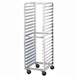 "Advance Tabco CFL30 Roll-In Oven Rack - (30) 18x26"" Pan Capacity, Aluminum"