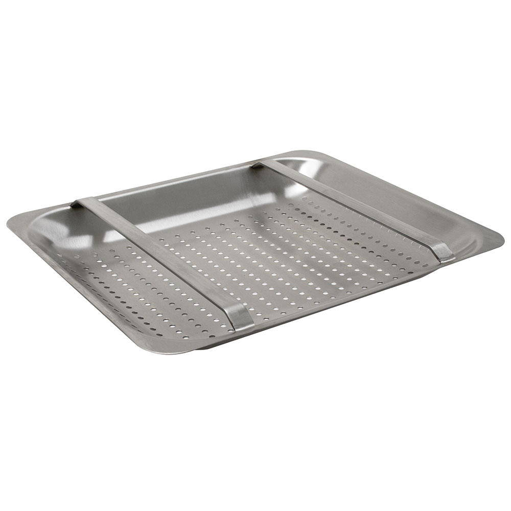 "Advance Tabco DTA-69 Basket - Welded Slide Rail for 16x20"" Pre Rinse Sink"