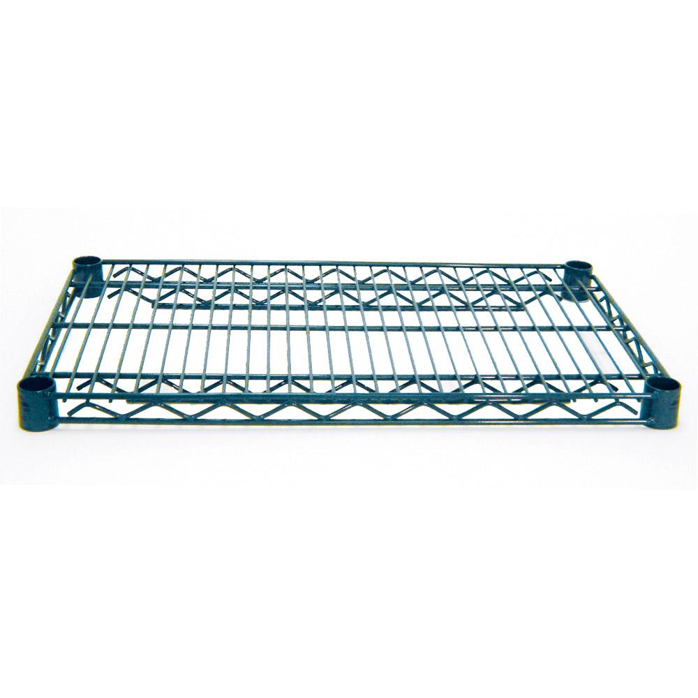 "Advance Tabco EG-2148 Epoxy Coated Wire Shelf - 21x48"""
