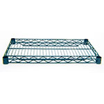 Advance Tabco EG-2424 Epoxy Coated Wire Shelf - 24x24""