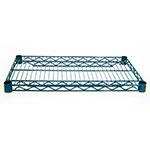 "Advance Tabco EG-2436 Epoxy Coated Wire Shelf - 24x36"""