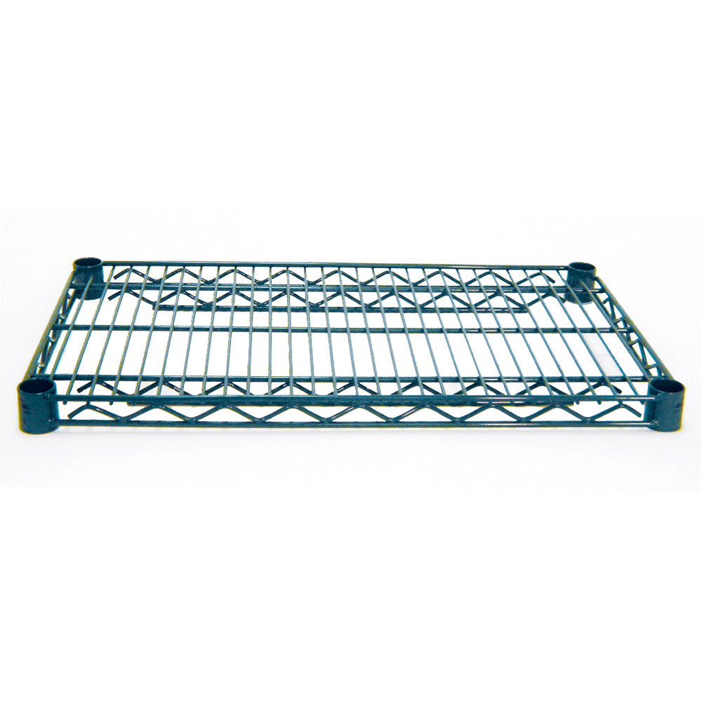 Advance Tabco EG-2448 Epoxy Coated Wire Shelf - 24x48""