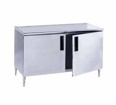 Advance Tabco HB-SS-305M 30 x 60 in L Table Restaurant Supply