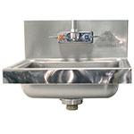Advance Tabco K-106 Mirror Highlight Sink, Upgrade